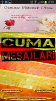 Screenshot of CUMA MESAJLARI