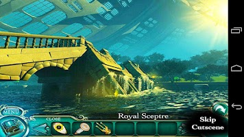 Screenshot of Empress of the Deep