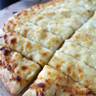 Garlic Cheese Breadsticks