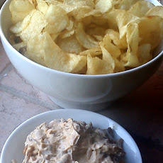 Golden Onion Dip