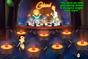 Screenshot of Leisure Suit Larry: Reloaded