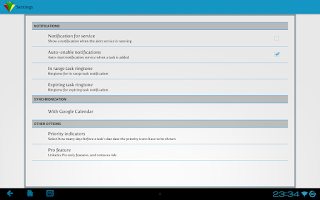Screenshot of GeoTask - Location-Based Tasks