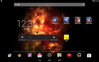 Screenshot of Inferno Galaxy