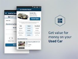 Screenshot of CarWale- Search New, Used Cars