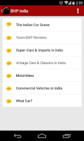 Screenshot of Team-BHP