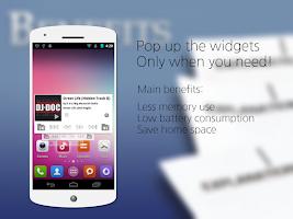Screenshot of Popup Widget 2