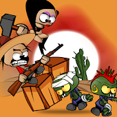 Zombies TD APK for Bluestacks