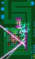 Screenshot of Neon Defense FREE