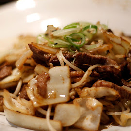 Beef noodle by Suprie Anto - Food & Drink Meats & Cheeses