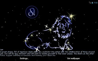 Screenshot of Your Daily Horoscope Full