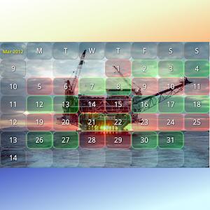 Cover art Work Shift Calendar