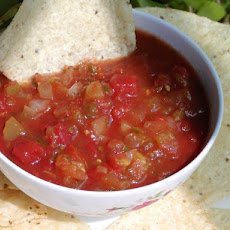 Smoking Salsa