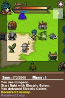 Screenshot of A Weird RPG