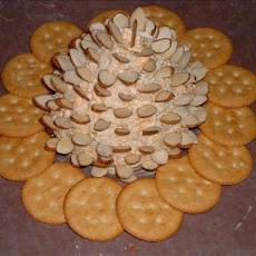 Pinecone Cheese Spread