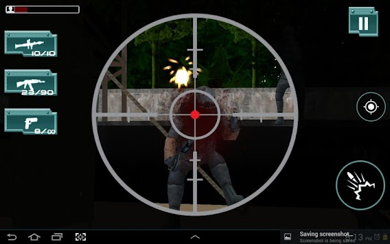 COMMANDO COUNTER STRIKE:ATTACK APK screenshot thumbnail 8