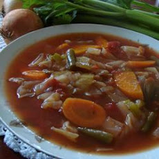 Tomato and Cabbage Soup