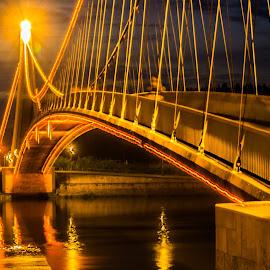 bridge by Eseker RI - Buildings & Architecture Bridges & Suspended Structures ( Urban, City, Lifestyle,  )