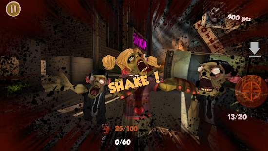 Rage Against The Zombies- screenshot thumbnail
