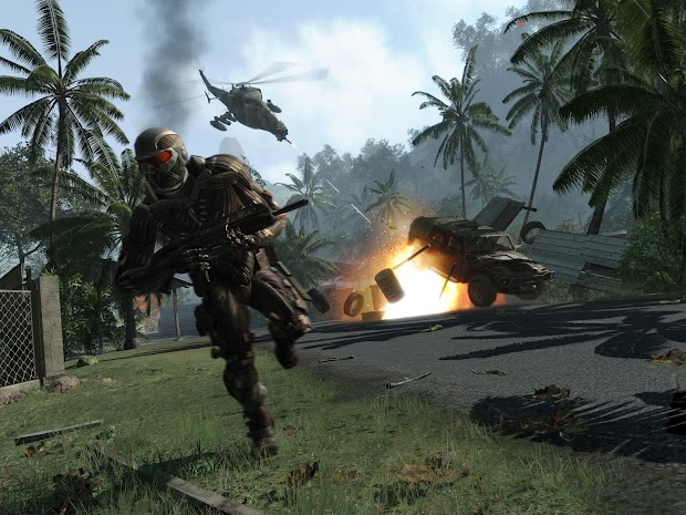 Crytek on Crysis