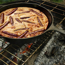 Campfire Breakfast Toad in the Hole