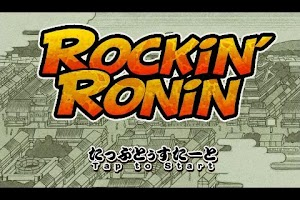 Screenshot of Rockin' Ronin