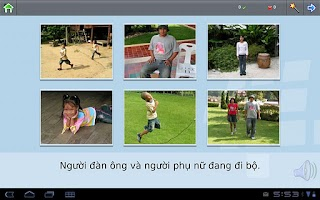 Screenshot of Z_L-Lingo Learn Vietnamese HD