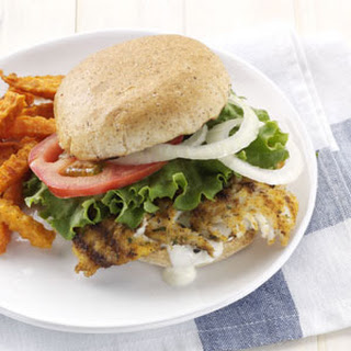 Hearty Breaded Fish Sandwiches