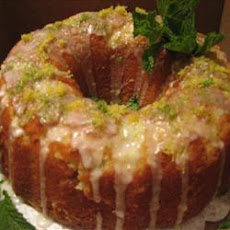 7 UP Lemon and Lime Cake
