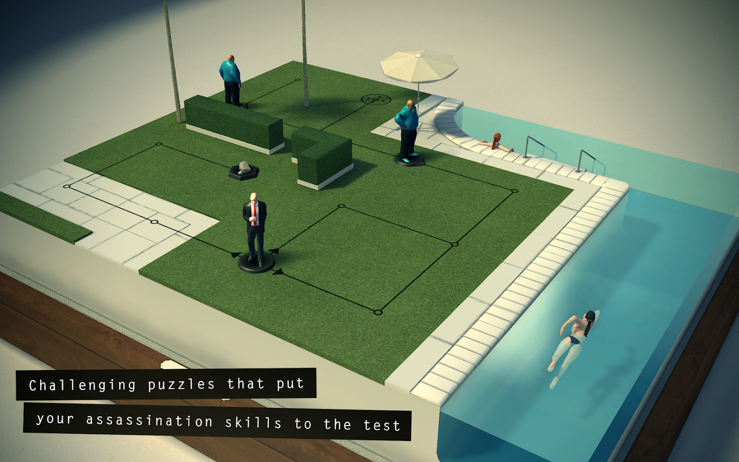 Hitman GO Screenshot 6