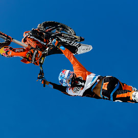 Zurich Freestyle Contest by Jens Fischer - Sports & Fitness Motorsports ( motocross, fmx, contest, freesytle, jump,  )