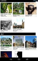 Screenshot of Adelaide Offline Travel Guide