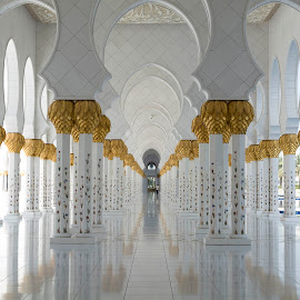 The Grand Mosque by Richard Cartwright - Buildings & Architecture Places of Worship ( dubai )