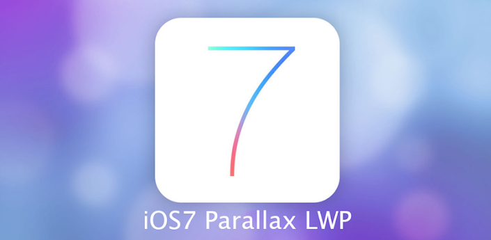 iOS7 Parallax Live Wallpaper v1.1.2