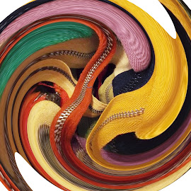 Zipper Swirl by Marilyn Bass - Digital Art Things ( sewing, sew, arkansas photographer, sews, zipper, zippers, arkansas )