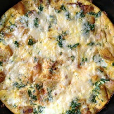 Egg and Potato Frittata