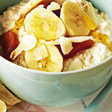Apple Bircher Muesli Recipe