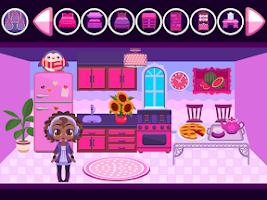 Screenshot of My Doll House - Make & Design
