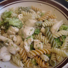Xakk's Lemon Broccoli Pasta with Chicken