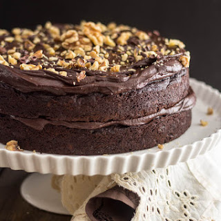 Chocolate Zucchini Cake No Dairy Recipes