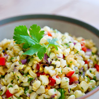 Fire Roasted Corn Salsa