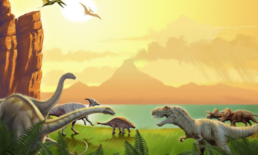 Cute Dinosaur Wallpapers - screenshot