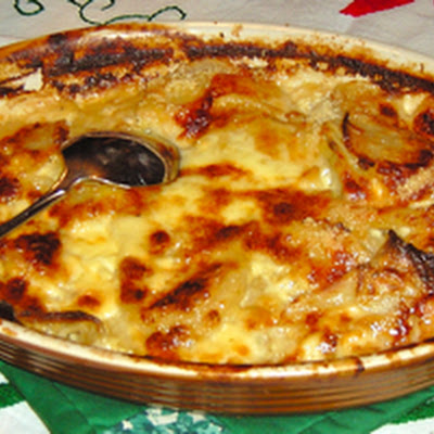 Gratin Dauphinois à Lyon (REALLY Rich Potato Gratin!)