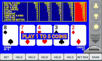 Screenshot of Video Poker Max Win