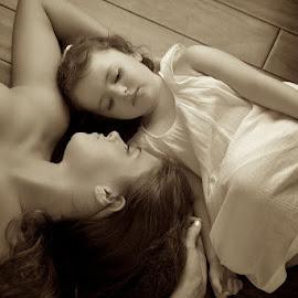 Rae & Mom by Scott Koukal - Babies & Children Child Portraits
