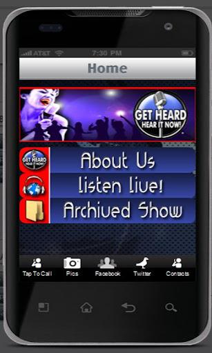 Get Heard Show