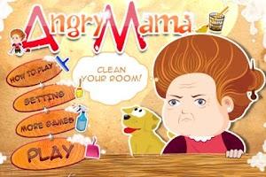 Screenshot of Angry Mama