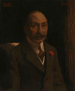 RIJKS: Willem Witsen: painting 1912