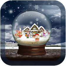 Crystal Merry Christmas Free