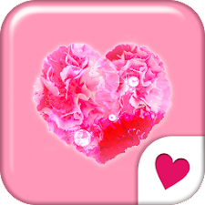 Cute wallpaper★Love carnation