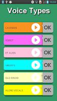 Screenshot of Voice Changer Effects Pro